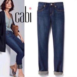 CAbi | The Straight Austin Dark Wash Jeans 5166